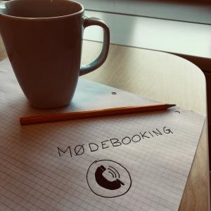 Mødebooking fra Oxeogco.dk